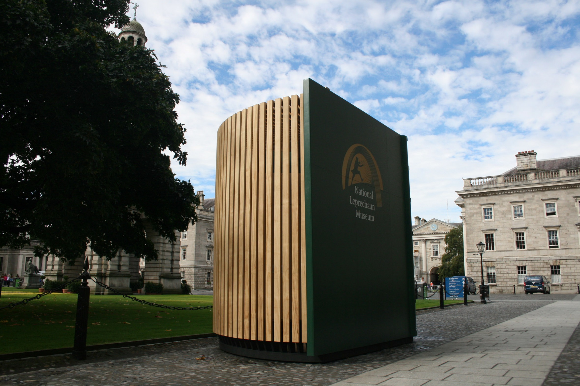 TRICOYA - The Big Book by the National Leprechaun Museum in Ireland